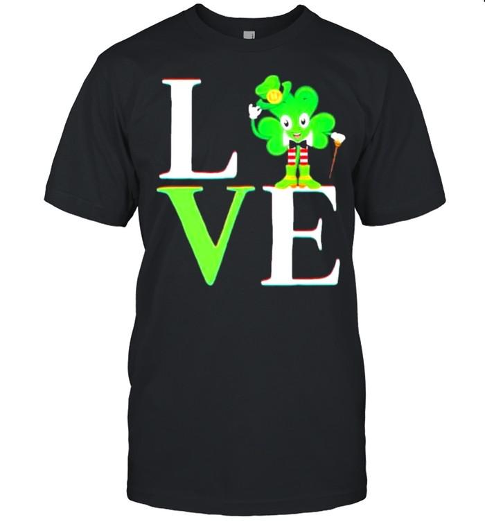 St Patricks day 2021 shamrock love Patricks shirt