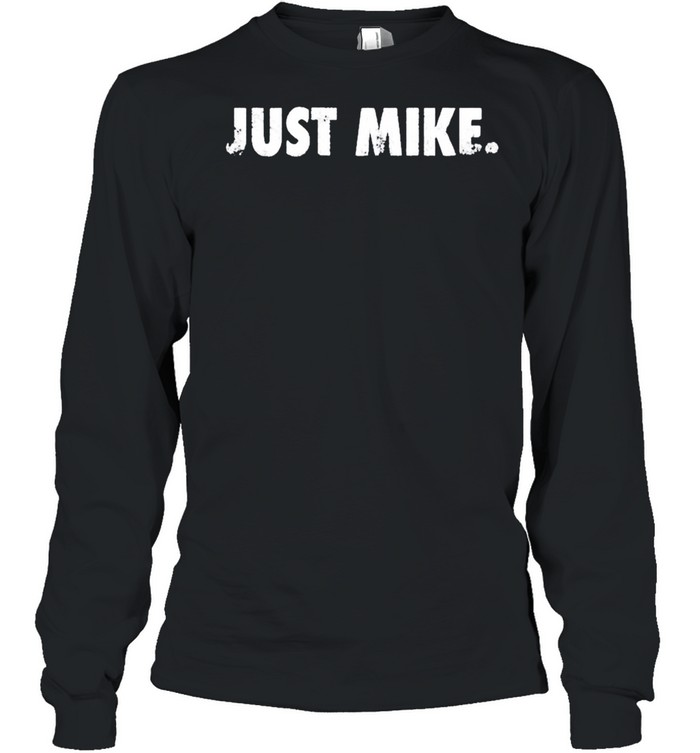 Mike Stud Just Mike shirt Long Sleeved T-shirt