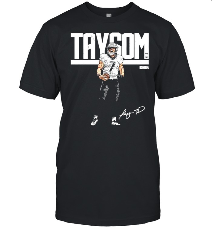 Taysom Hill Hyper signature shirt