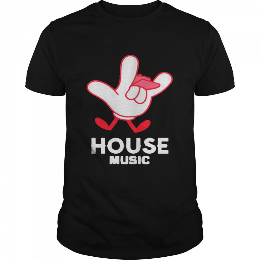 House music family soul deep shirt