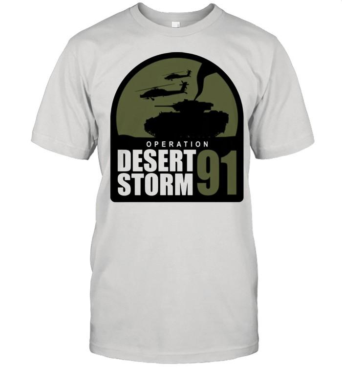 Operation Storm 91 Shirt