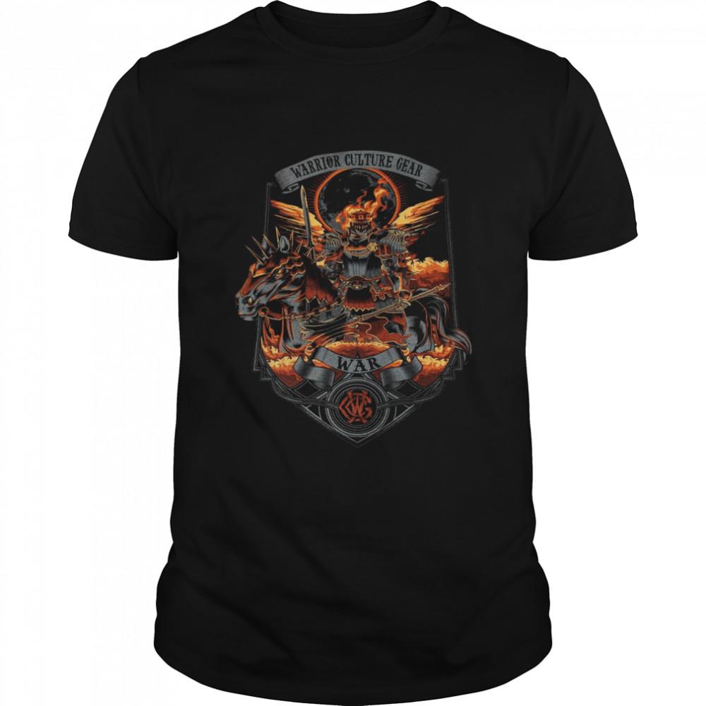 Warrior Culture Gear War T-shirt