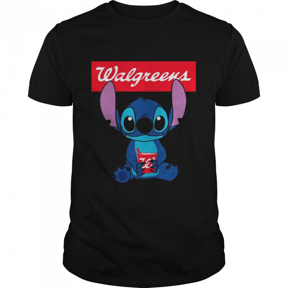 Baby Stitch Hug Walgreens shirt