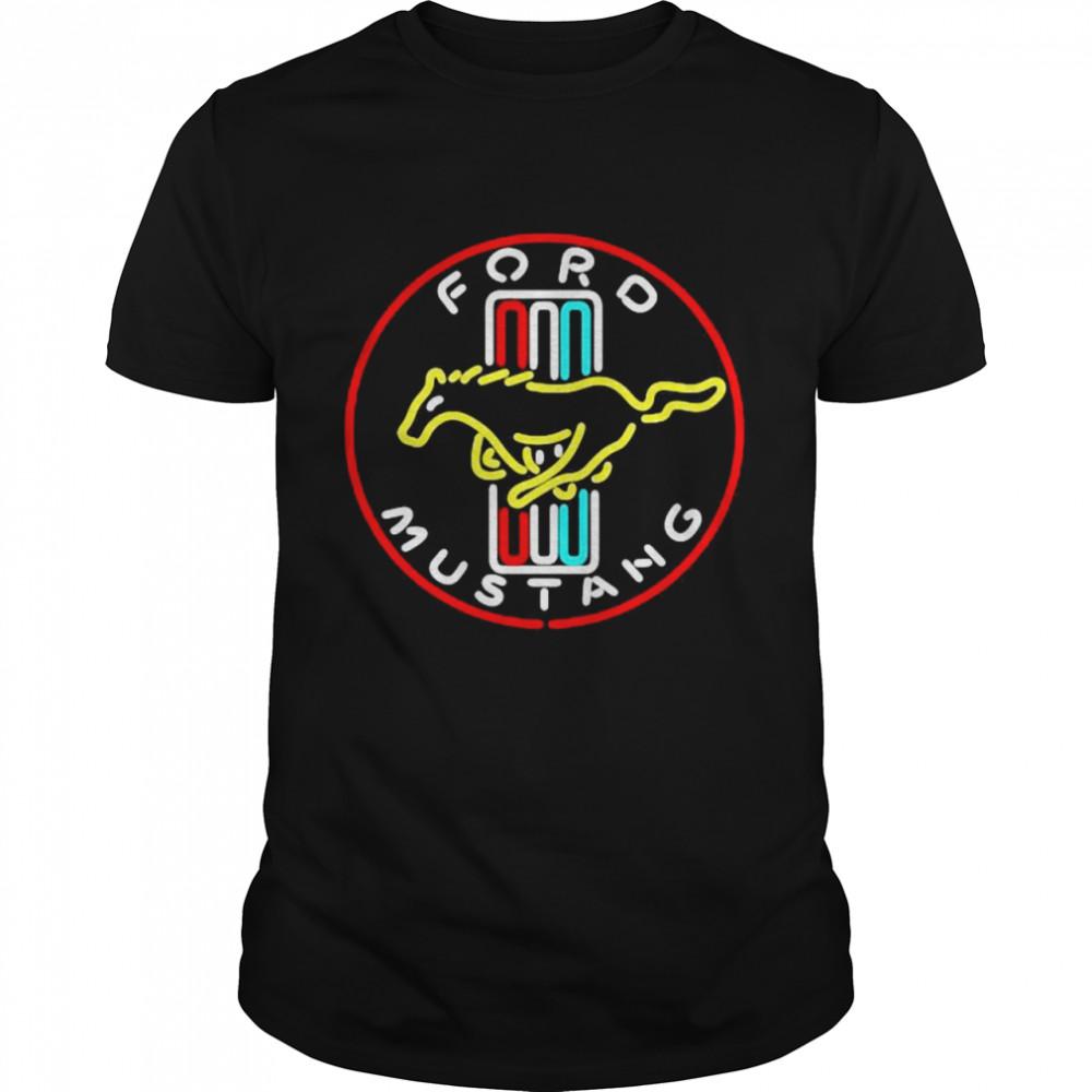 Foro Mustang Horse Logo Shirt