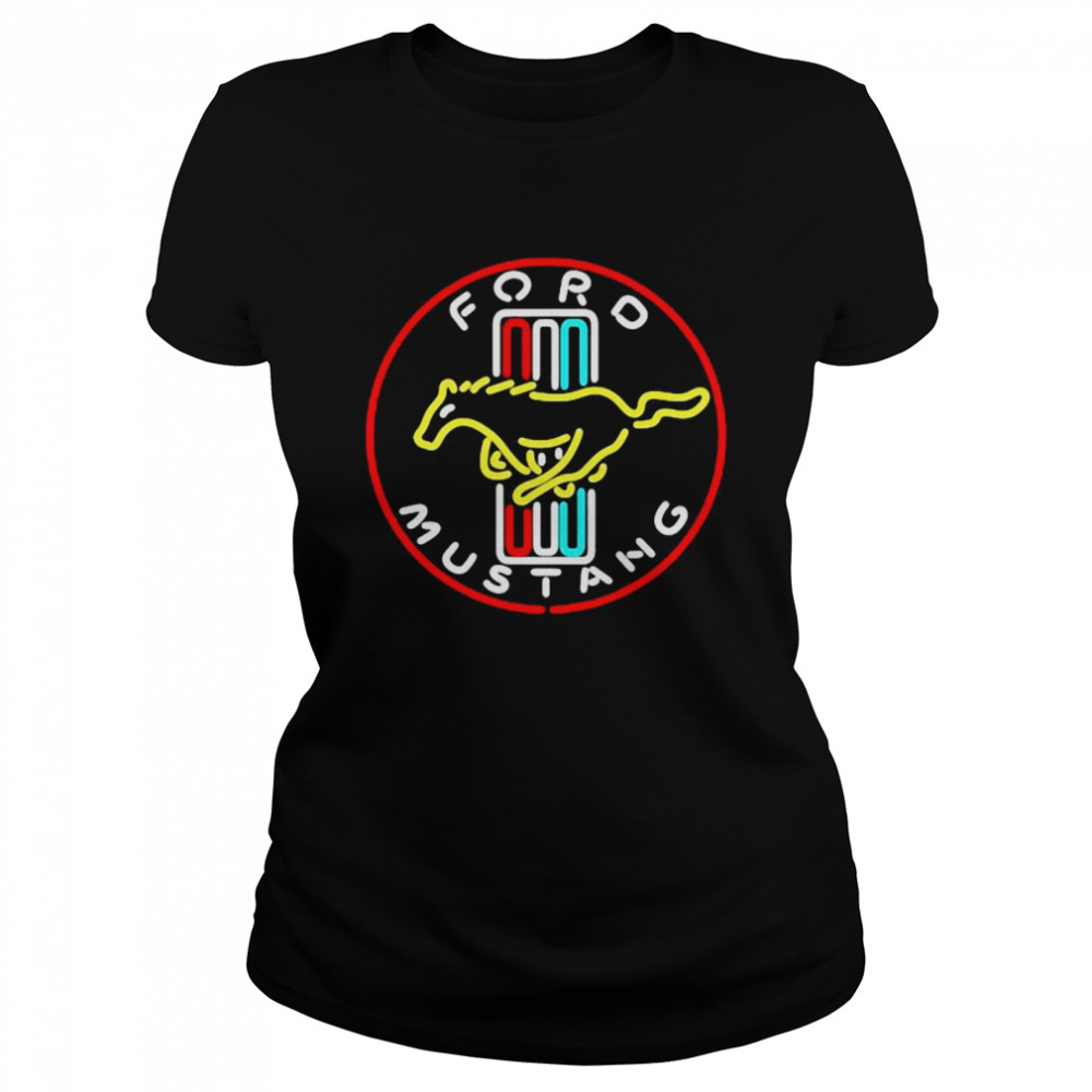 Foro Mustang Horse Logo  Classic Women's T-shirt