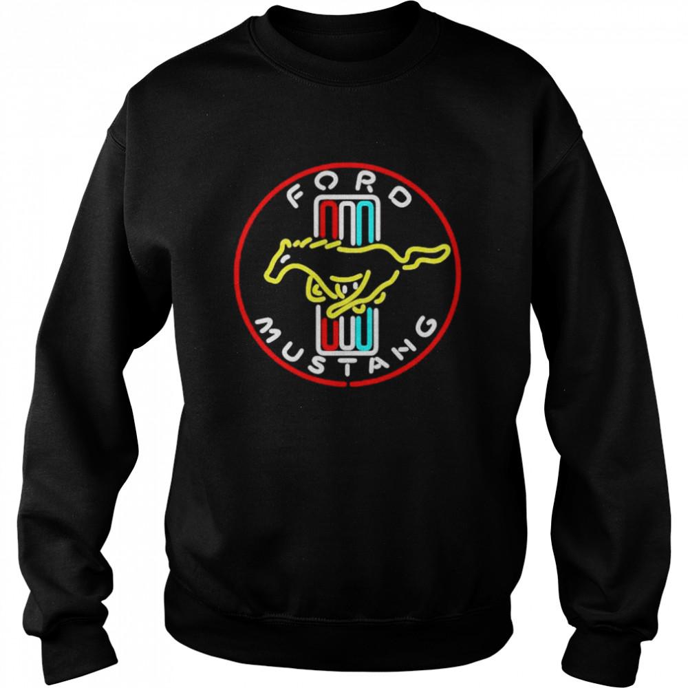Foro Mustang Horse Logo  Unisex Sweatshirt